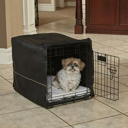 MidWest Dog Crate Cover, For Quiet Nights both you & your pe