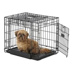 """Midwest 24"""" Ovation Double Door Training Crate"""