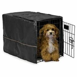 MidWest Homes For Pets Metal Dog Crate Cover
