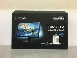 "NEW OPEN BOX ASUS VG VG248QE 24"" Widescreen LED LCD Monitor,"