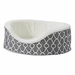 Orthoperdic Egg-Crate Nesting Pet Bed w/ Teflon Fabric Prote