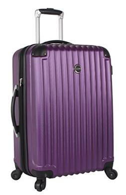 Lucas Outlander Hard Case 24 inch Expandable Rolling Suitcas