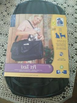 PETMATE Pet Taxi Carrier Dog Cat Travel new puppy tote purse