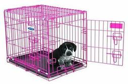 Petmate Puppy 2-Door Training Retreat - 24 in.