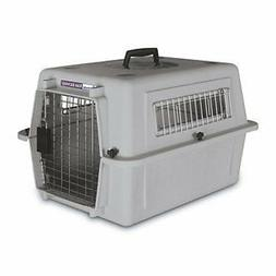 Petmate Ultra Vari Kennel, For Pets Up To 15 Pounds, Bleache