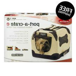 Petnation Dog Port-A-Crate, Available In Multiple Sizes