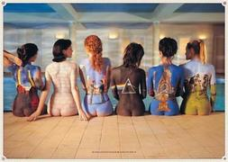 Pink Floyd Back Catalogue Music Album Cover Poster 36x24 inc