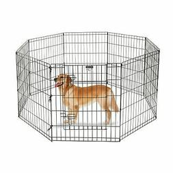 "Pet Trex 30"" Playpen for Dogs Eight 24"" x 30"" High Panels"