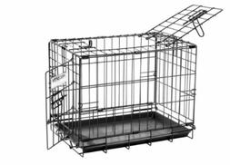 "Precision Pet By Petmate ""Provalu"" Two Door Wire Dog Crate W"