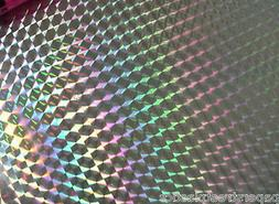 Prism Sign Vinyl 24 inch x 10 feet,  Any Color of Holographi
