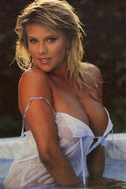 SAMANTHA FOX Poster  Hollywood 80's Stars Hunks Playboy 05A