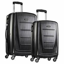 Samsonite Winfield 2 Hardside |Brushed Anthracite)