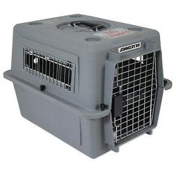 Petmate Sky Kennel Portable Dog Crate Travel Items Included