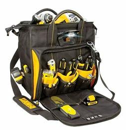 Technician's Heavy Duty Hand Power Tools Bag Hardware Organi