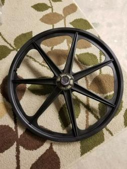 Skyway Tuff Wheels 24 Inch Black front and rear