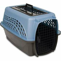 two door load pet kennel