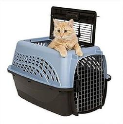 Two Door Top Load Cat/Dog Carrier 24inch Long Safe Secure Du