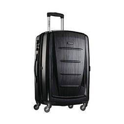 "Samsonite Winfield 2 Hardside 24"" Luggage, Brushed Anthracit"