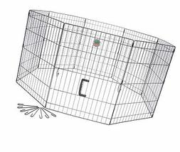 Go Pet Club 48-Inch High Wire Play Pen 8-Panels